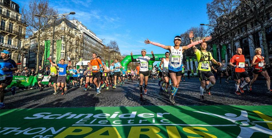 Paris Marathon – Europas trevligaste stadslopp!