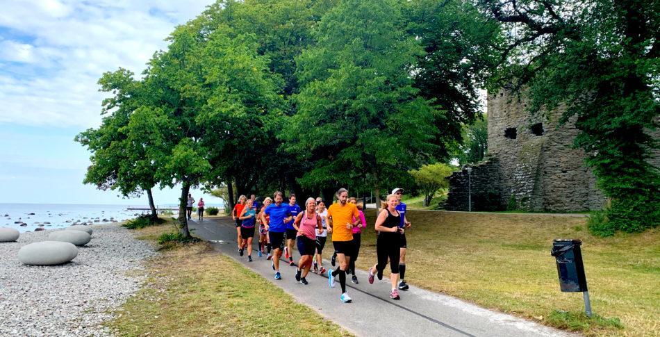 Running Camp Visby – en sensommarhelg med löpning i fokus!